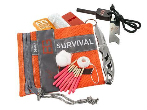 gerber grylls ultimate survival kit gerber grylls basic kit gerber gear