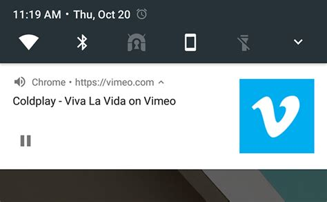 Chrome 54 adds background media playback, colored tabs in