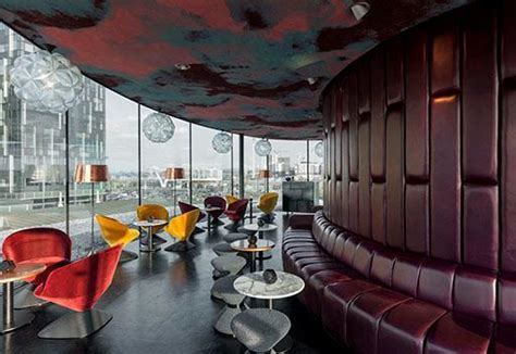 Greenwich Bar Project by Tom Dixon and ege carpets