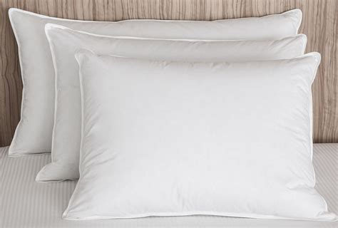 Pillow For by Feather Pillow Soboutique The Sofitel Hotel Store
