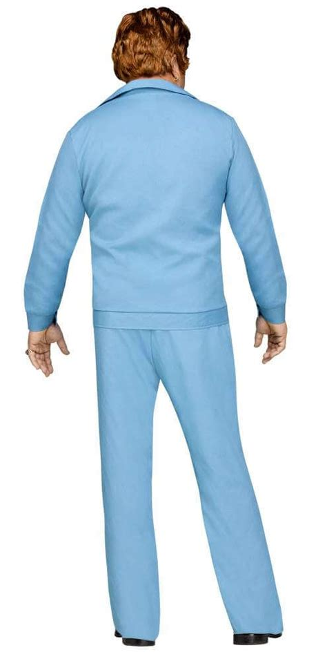 light blue costumes plus size light blue 70 s leisure suit costume