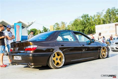 peugeot 405 modified tuning peugeot 406 187 cartuning best car tuning photos