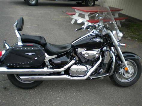 2008 Suzuki Boulevard C90 Specs Buy 2008 Suzuki Boulevard C90 Black Cruiser On 2040motos