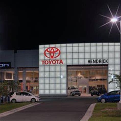 Hendricks Toyota Wilmington Hendrick Toyota Scion Wilmington Car Dealers