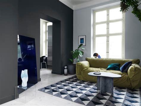 Deco Mur Interieur Moderne 3880 by Rum I Gr 229 Tt Skandinavisk Vardagsrum Stockholm Av Alcro