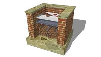 build outdoor brick grill omahdesigns net