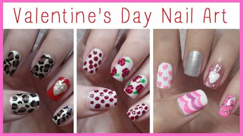 s day nail designs s day nail three easy designs