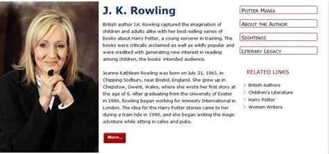 biography jk rowling in english share this 187 fantastic beasts and where to find them