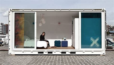 einrichtungstipps wohnung 4605 sleeping around belgium s pop up shipping container hotel