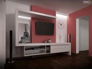 Cabinet Design For Tv Tv Cabinet Omcd Architects
