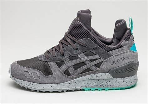 House Silhouette asics gel lyte iii mid for fall 2016 sneakernews com
