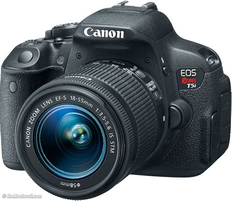 canon eos 700d canon rebel t5i review