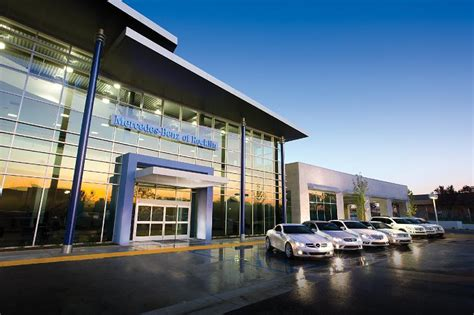 Mercedes Car Dealership by Town Toyota Center Autos Post