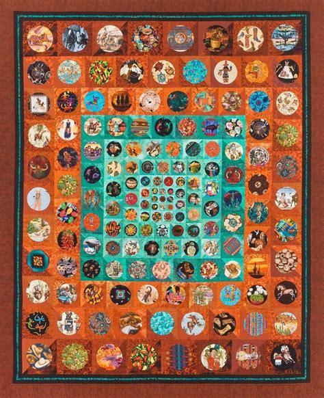 122 best southwestern design quilts images on