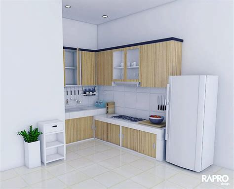 layout atau desain kitchen set gambar kitchen set minimalis 2017 dapur minimalis idaman
