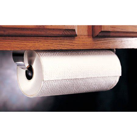 towel rack for kitchen cabinet