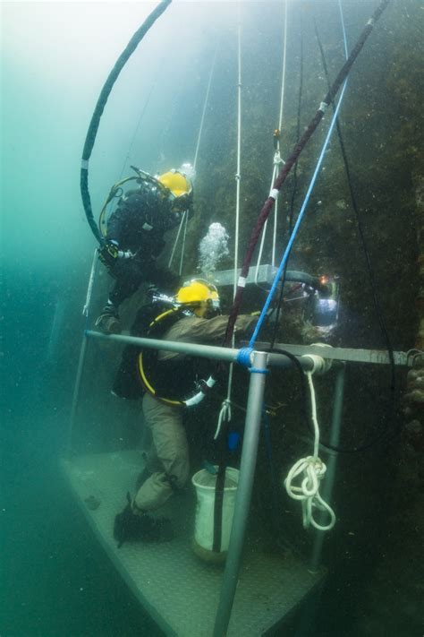dvids images uct 2 conducts underwater welding