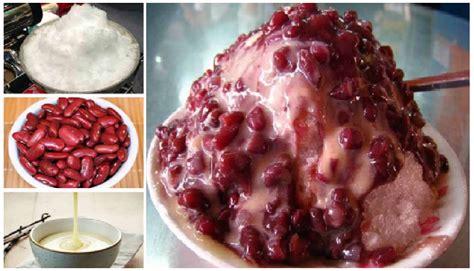cara membuat es lilin yang empuk resep cara membuat es kacang merah yang manis lembut dan