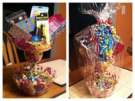 st birthday gift basket    drinkers place