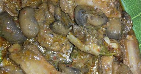 Minyak Wijen Ghee Hiang iga babi 60 resep cookpad