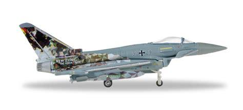 Herpa Luftwaffe Eurofighter Typhoon Taktlwg 31 400th Eurofighter scale model store herpa wings 1 200 558327 luftwaffe eurofighter typhoon