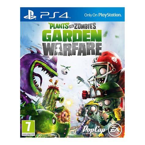 Ps4 Plants Vs Zombies Garden Warfare by Plants Vs Zombies Garden Warfare Sur Playstation 4