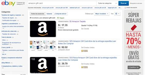 Compra Y Venta De Gift Card Amazon - amazon paypal c 243 mo pagar tus compras por este medio de pago