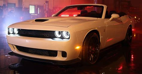 Iverson Chrysler Center by World S Dodge Challenger Hellcat Convertible Costs