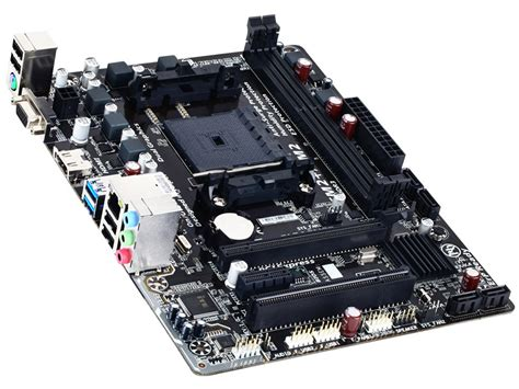 Terlaris Gigabyte Motherboard Socket Fm2 Ga F2a68hm H Resmi gigabyte ga f2a68hm h socket fm2 computer shopping