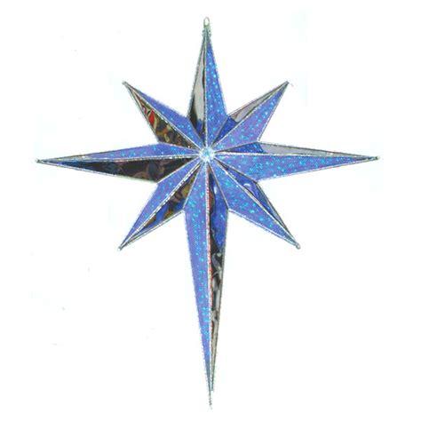 blue bethlehem star 72 quot