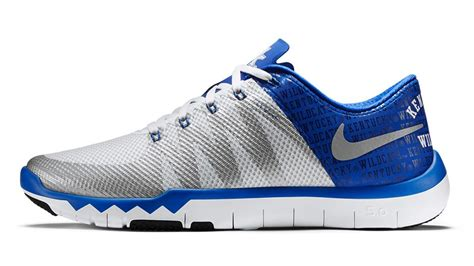shoes ky nike free trainer 5 0 unc duke kentucky sneaker bar detroit