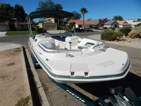 godfrey deck boat for sale godfrey hurricane hurricane 237 deck boat boat for sale