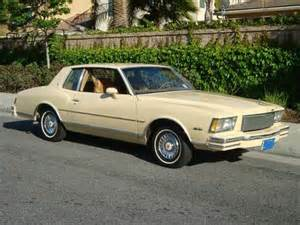 crawling from the wreckage 1978 chevrolet monte carlo