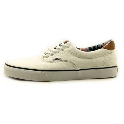 shoes vans for vans vans era 59 canvas white skate shoe athletic