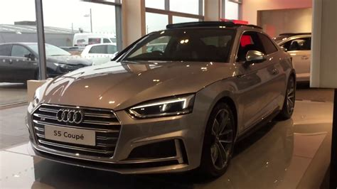 Audi S5 Interior by 2017 New Audi S5 Coupe Exterior And Interior Review
