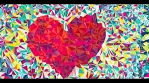 imagenes de corazones abstractos dibujos abstractos youtube