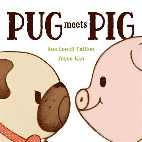 pug review pug meets pig book review where imagination grows