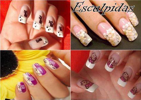 imagenes de uñas decoradas ultimas tendencias especial u 241 as las nuevas tendencias paperblog