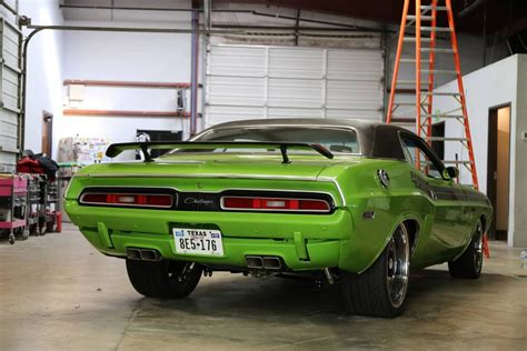 Gas Monkey Dodge by 71 Dodge Challenger Gas Monkey Cars
