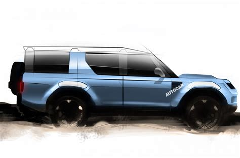 land rover defender 2020 16 new land rovers revealed autocar