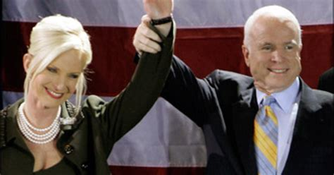 senators wife wife s fortune connections boost mccain cbs news