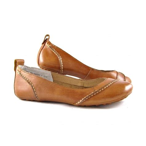 hush puppies flats s hush puppies janessa slip on ballerina shoes in leather buy hush puppies