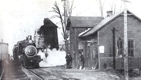 Montgomery County Indiana Court Records Railroad History