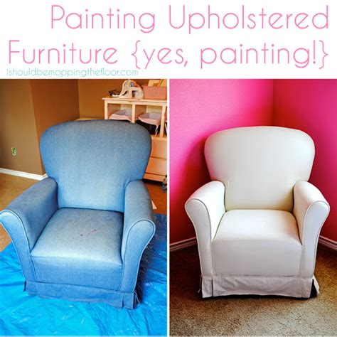 how to paint an upholstered chair how to paint upholstered furniture
