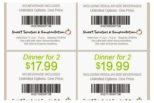 sweet tomatoes coupons current