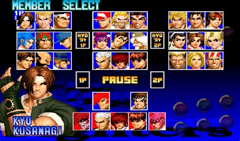 king of fighters apk mania apk the king of fighters 97 apk v1 0