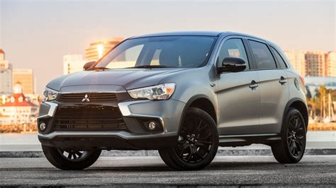 2017 mitsubishi outlander sport limited edition 2017 mitsubishi outlander sport limited edition review