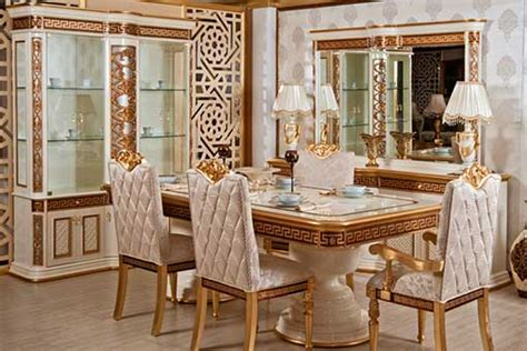 Turkish Dining Room Furniture by Classic Dining Rooms Turkey Ottoman Dining Room Sets