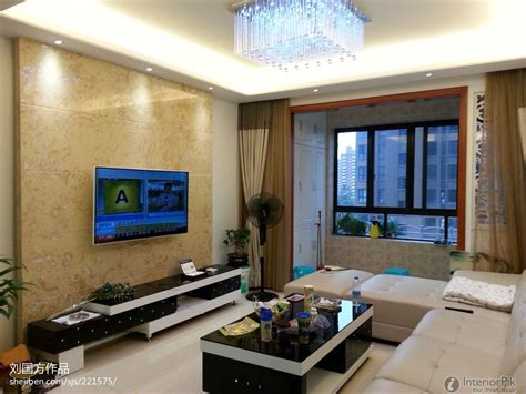 Living Room Ideas With Tv Modern Style Living Room Tv Back Modern Interior Design Ideas House Ideas