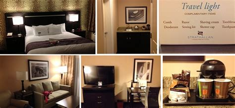 Hotels With In Room Rochester Ny by Strathallan Rochester Ny Review Room On A Plane A